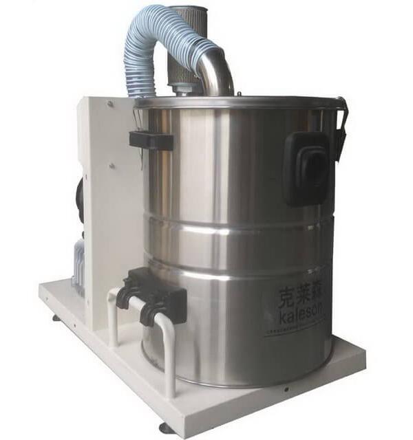 T系列单桶固定工业吸尘器
