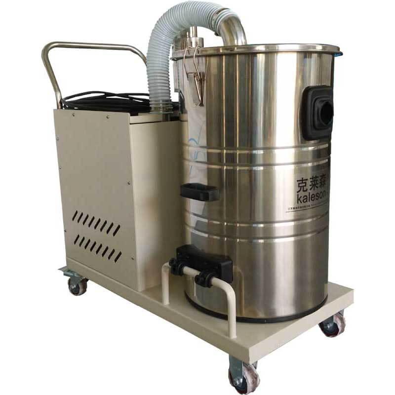 E系列单桶可移动工业吸尘
