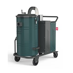 EC系列手推式工业吸尘器
